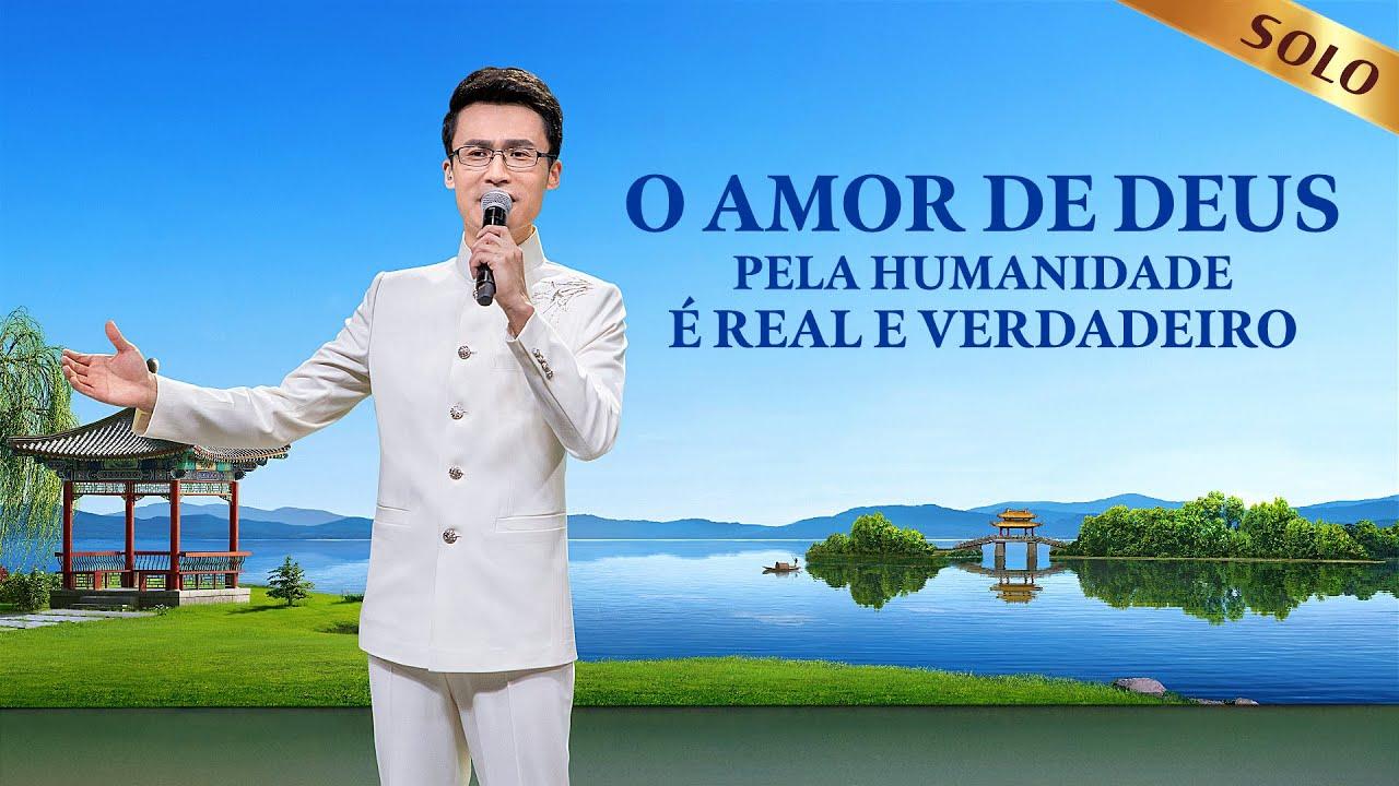 """Música gospel 2020 """"O amor de Deus pela humanidade é real e verdadeiro"""""""