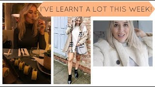 LEARNT A LOT THIS WEEK, BABY LOVE, NOT FEELING THE BEST, MOST AMAZING FOUNDATION | Em Sheldon