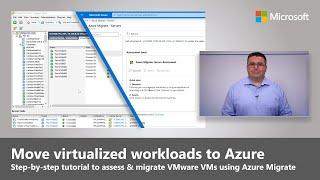 Azure Migrate tutorial: Migrating VMware apps & virtual machines to Azure