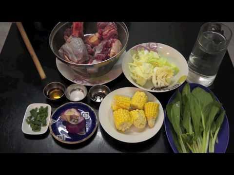 Bulalo Beef  - Filipino Pinoy Recipe
