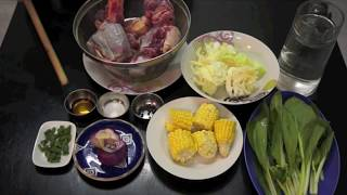 Bulalo Beef ‪ - Filipino Pinoy Recipe