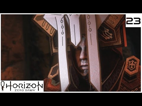 Horizon Zero Dawn - Ep 23 - CAULDRON CORE and SHRINE OF KINGS - Let's Play Horizon Zero Dawn