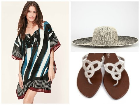Vacation Fashion Tips: What To Wear From Beach To Boat Cruise #TBT