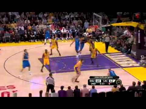 2011 NBA Playoffs: Mavericks vs. Lakers Game 2 Recap (5/4/11)
