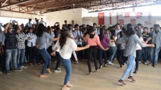 Flash Mob K D K College of Engineer Nagpur