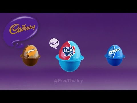 Cadbury Chips  Ahoy Easter Eggs - Canada