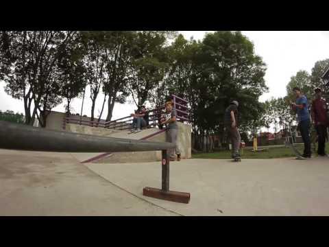 Tolentino Skateparck -  Pablito