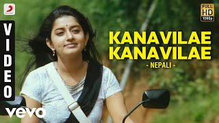 Nepali - Kanavilae Kanavilae Video | Bharath | Meera | Srikanth Deva