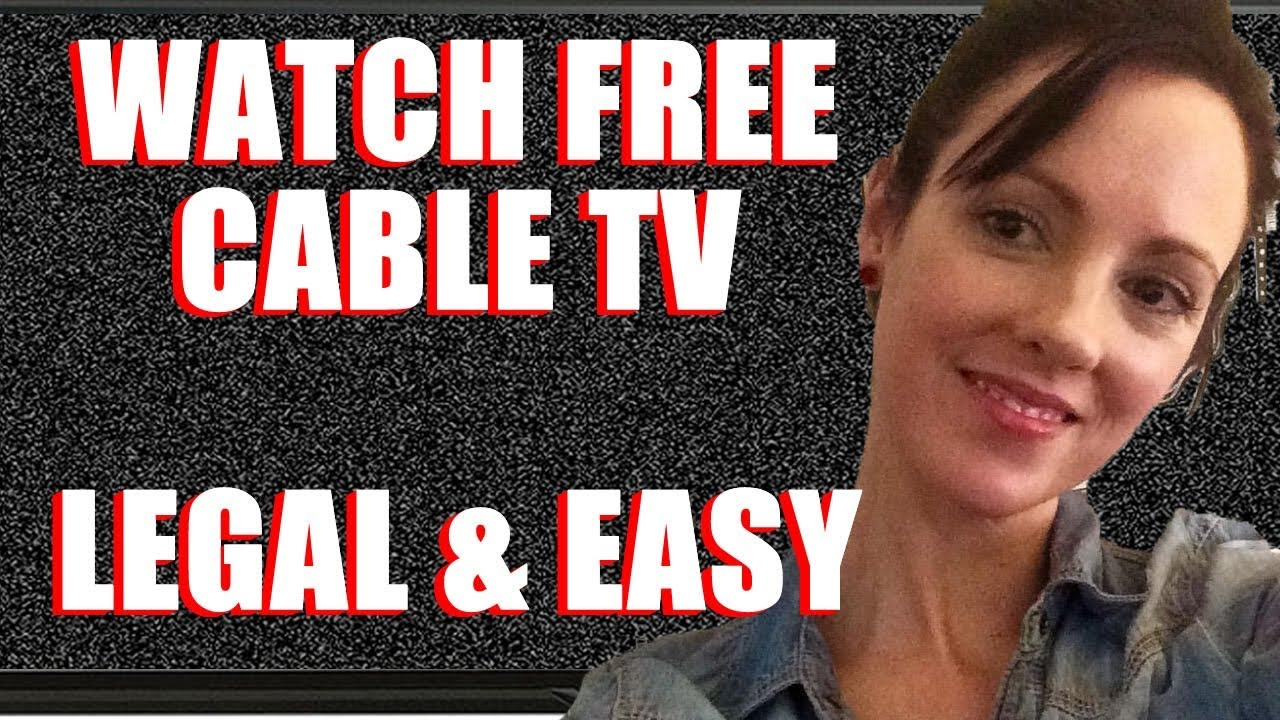 How To Get Free Cable TV | Easy and LegaL