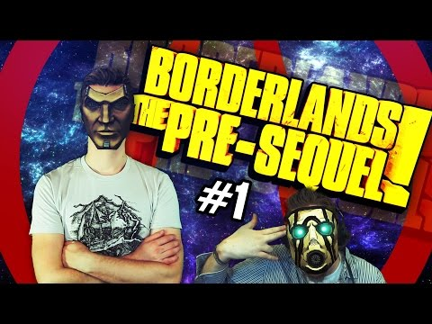 Borderland: The Pre-Sequel - THE INTRO WITH JACK! (Part 1)