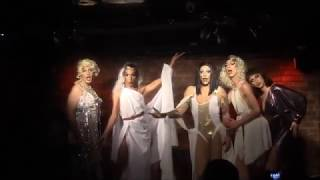 God Is A Woman Dolly Pop & Brandy Gin & Milky Vinyl & Lady Chocolate & Tequila Coaster Drag n Drop 4