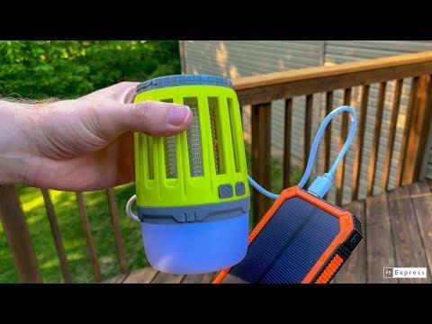 $12 Bug Zapper: Does it Work?