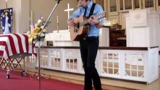 Bryan Elijah Smith // Knockin' On Heaven's Door // Bob Dylan - Live 3.11.2009