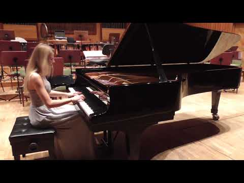 Fr. Chopin Nocturne in F minor Op. 55 No. 1, Anna Lipiak