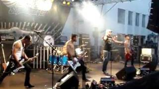 Supercharger - Hell Motel  (Live)