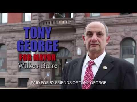 Tony George for Mayor, Streets Spot