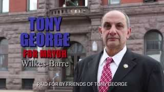 Tony George for Mayor, Streets Spot