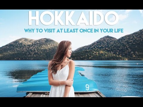 Hokkaido Adventure - Why You MUST VISIT At Least Once In Your Life - #TSLGoesHokkaido Part 1