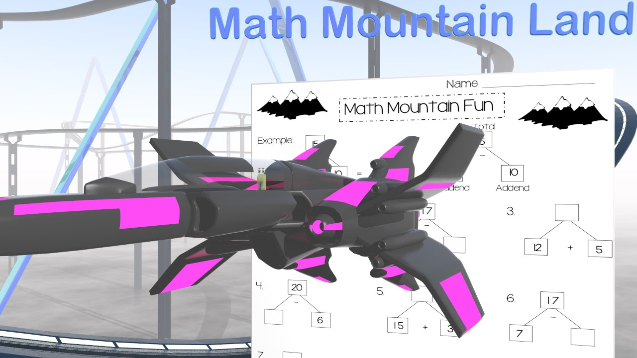 math worksheet : math mountain worksheet youtube  youtube : Math Mountain Worksheets