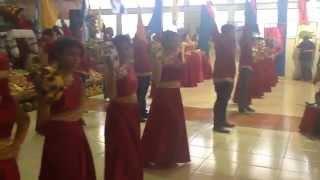 danza remolineando fernel monroy