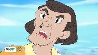 Phim hoạt hình hay nhất 2018 ♥ Quà tặng cuộc sống   MẸ CON TẮC KÈ   Phim hoạt hình cho bé 2017