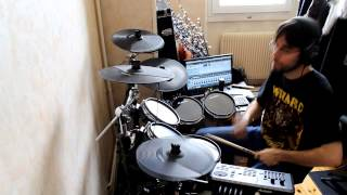 Youth Gone Wild - Skid Row (Drum Cover)