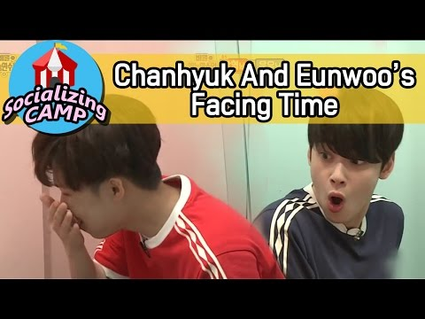 [secret training variety show]Choose sushi Chanhyeok X Eunu Naturally Love sushi