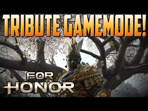 [For Honor] Tribute Gamemode! Centurion Gameplay