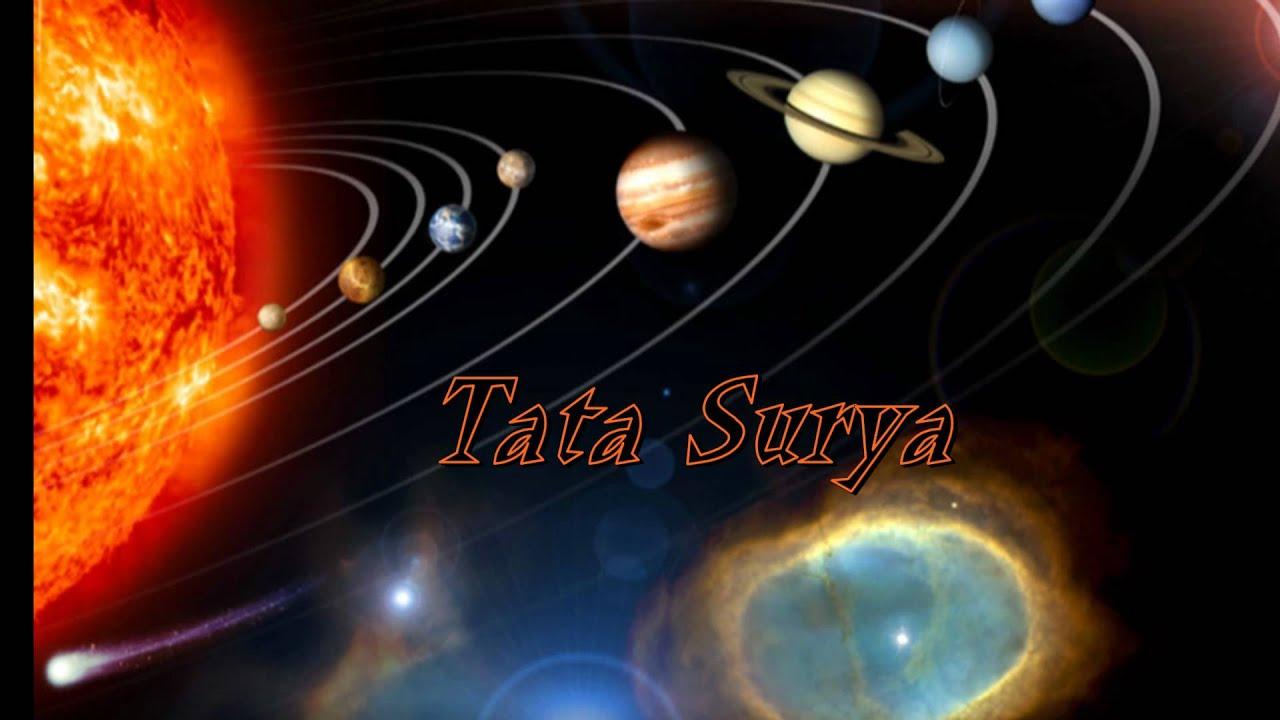 Jagat Raya dan Tata Surya ~Kelompok 5~ - YouTube