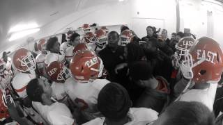 """ Best Pre Game Chants All for One Seize the Moment Denver East Angels Football Team"