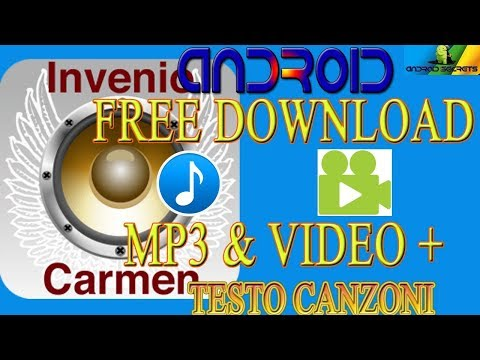 Programmi per scaricare musica gratis sul cellulare android NO ROOT