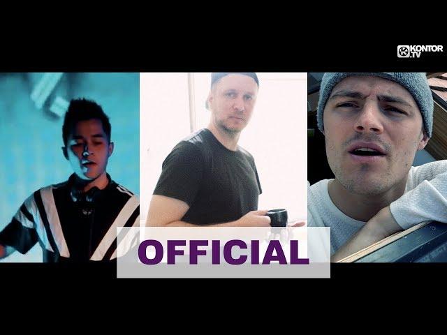 VIZE & Tom Gregory - Never Let Me Down (Official Video HD)