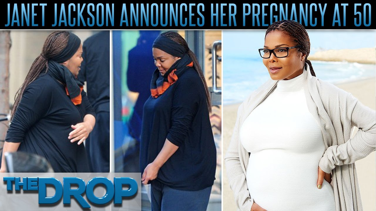Janet Jackson, 50, Shows Off Baby Bump - The Drop ...