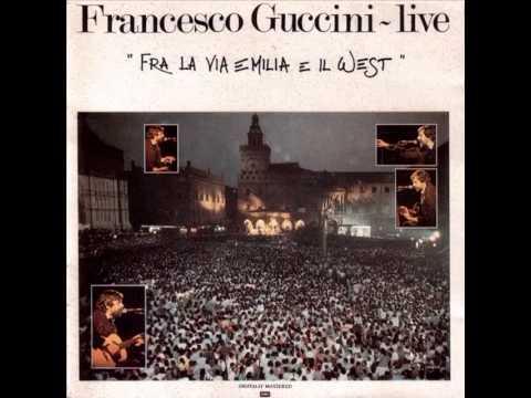 "Francesco Guccini - Autogrill - Live ""Fra la Via Emilia e il West"""