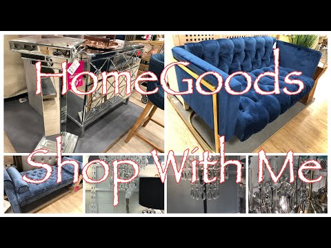 HOMEGOODS~NEW FURNITURE AND HOME DECOR