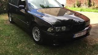 BMW 525d 163HP M-Pack