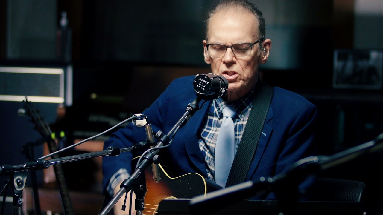 John Hiatt with The Jerry Douglas Band - Long Black Electric Cadillac [Official Video]