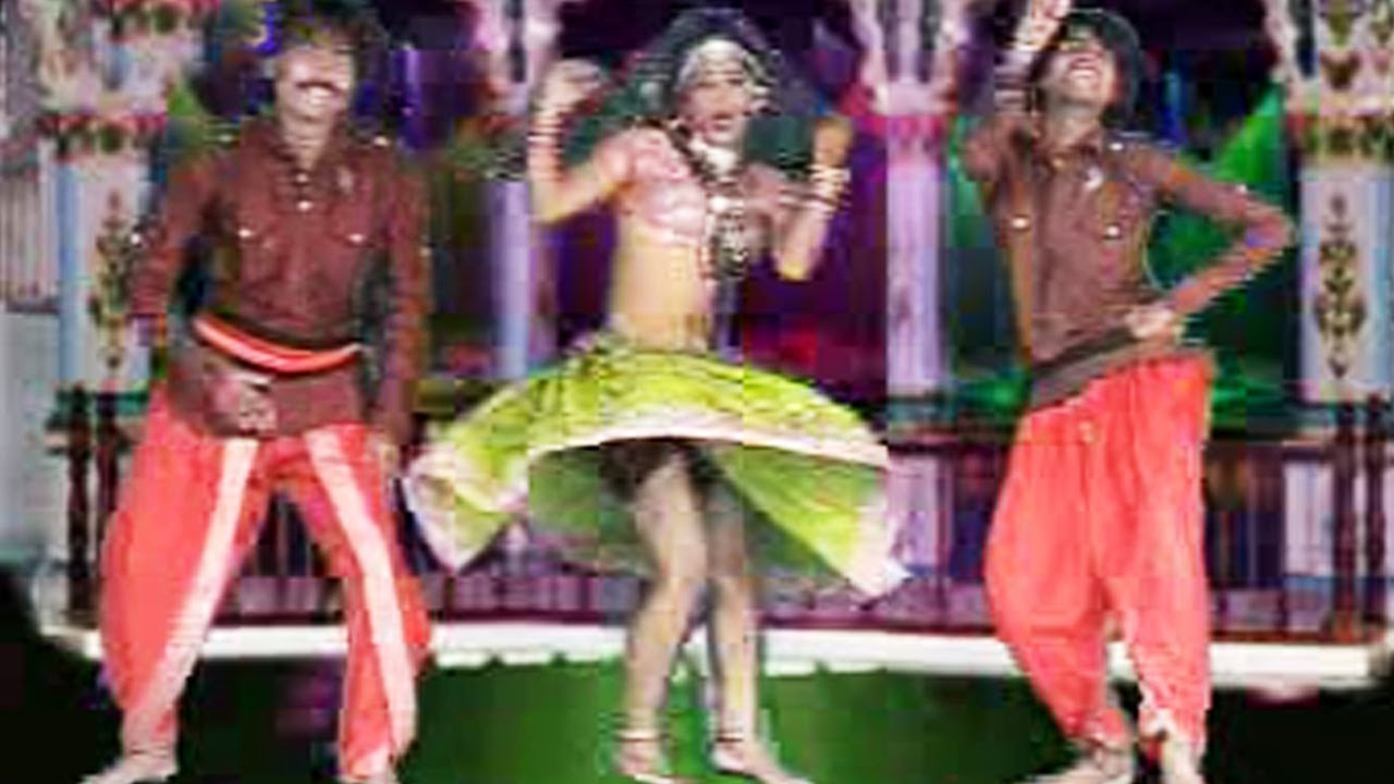 Mana Nakhrali - Rajasthani Sexy Hot Dance New Video Song -3984