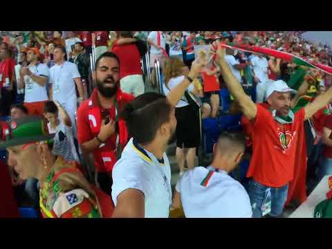 Cristiano Ronaldo Portugal 3-3 Spain