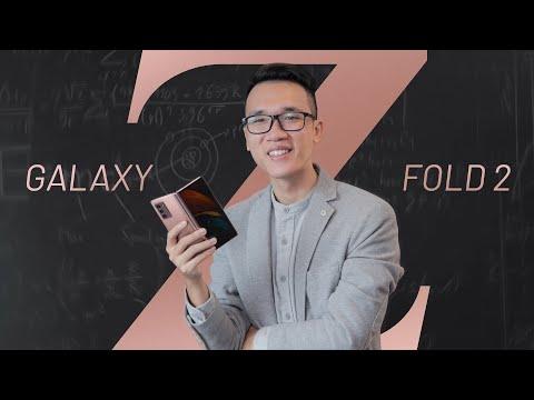Đánh giá chi tiết Samsung Galaxy Z Fold 2: điện thoại gập đáng mua nhất