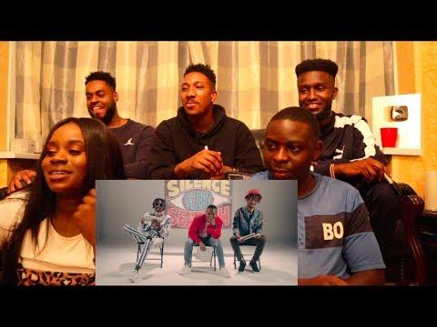 🇹🇿Brian Simba Ft Vanessa Mdee & Michael Love - SILENCE ( REACTION VIDEO ) ||#UbuSpotlight 🇹🇿 ||
