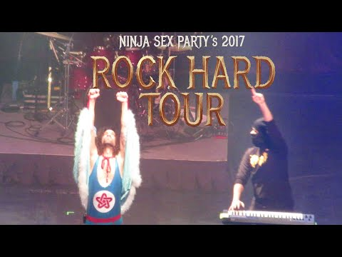 Ninja Sex Party in Boston || Bustin Out 8.23.2017