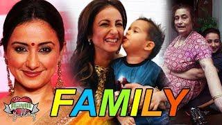 Divya Dutta Family With Parents, Brother & Nephew