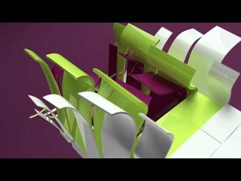Tuto cinema 4D : Motion design Super intro - parti 2