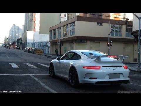 Porsche 911 GT3 (911) Accelerations