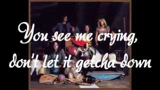 You See Me Crying - Aerosmith (Lyrics)