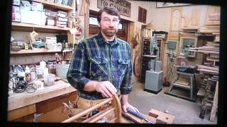 Steam bending timber WOODWORK New Yankee Workshop
