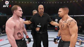Igor Kazimir Vs Yuri Boyka   EA Sports UFC 3