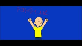 Caillou Buys VBucks for Fortnite