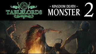Tablelords Online: Kingdom Death Monster (First Hunt)